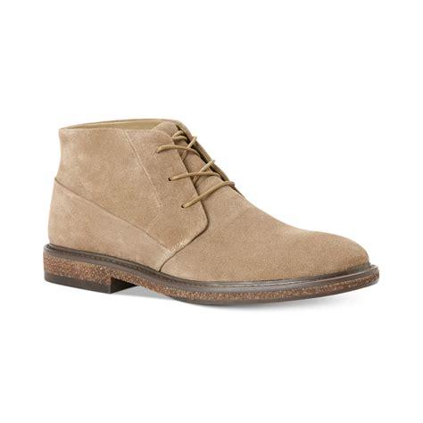 klein boots calvin klein phillip chukka boots in for lyst