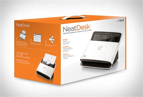 Neatdesk Desktop Scanner Neat Desk Organizer Best Buy