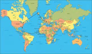 toronto canada world map toronto p 229 verdenskortet toronto world map canada