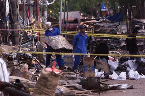 bali bombings ten years  waiting london evening standard