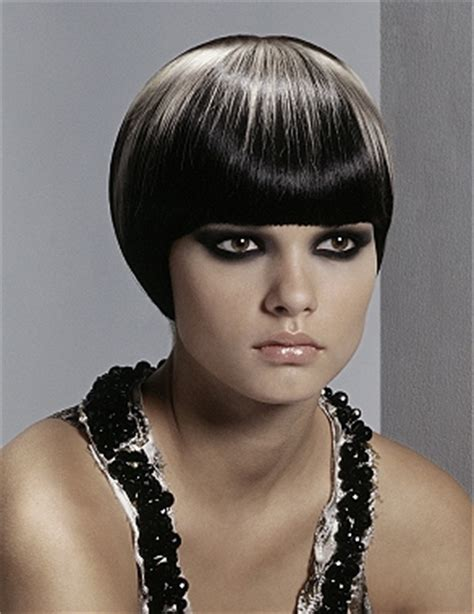 easy low maintenance blackhair styles a short black hairstyle from the trevor sorbie collection