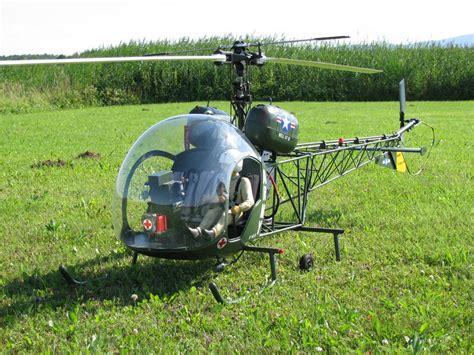 Bell Vario helipoint at vario bell 47 giii