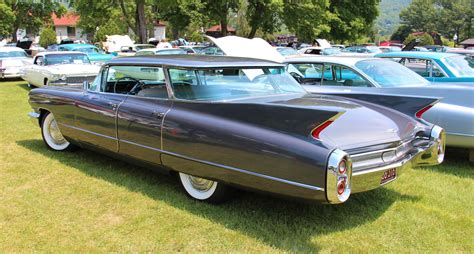where did cadillac namee from why did cadillac make the quot flat top quot cars in 59 60