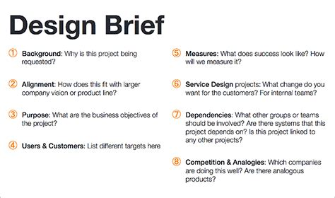 house design brief template for architect conference review ux strategies summit 2014 part 1