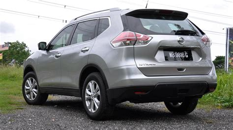 how many seats does a nissan x trail the new nissan x trail 2 0l review