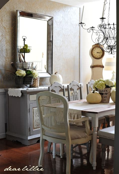 Decorations For Dining Room by 30 Beautiful And Cozy Fall Dining Room D 233 Cor Ideas Digsdigs