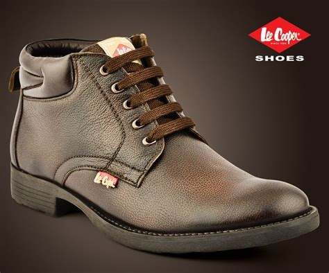 Sepatu Versace Brown By Myshoeid cooper s boot lc9519 brown leecooper