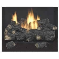 emberglow oak 18 in vent free gas
