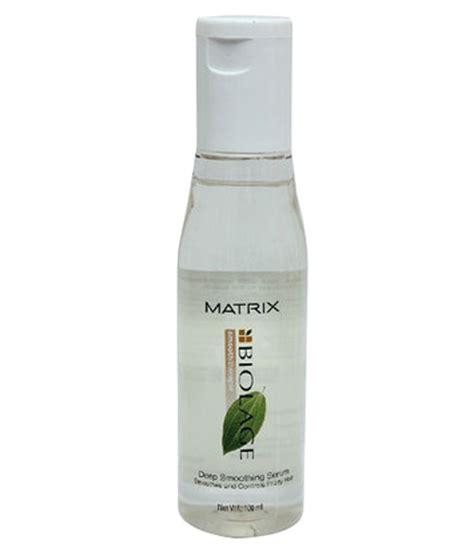 Serum Matrix matrix biolage smoothing serum 100 ml buy matrix