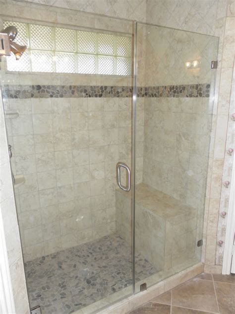 How To Install Frameless Shower Doors Installing A Frameless Shower Doors Bath Decors