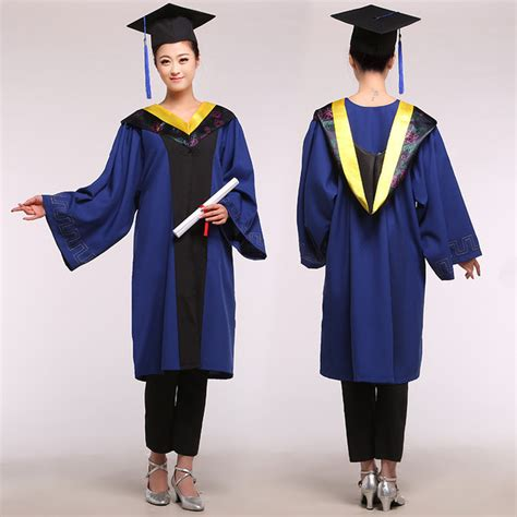 Dress For Mba by Master S Degree Gown Bachelor Costume And Cap