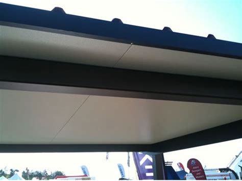 Insulated Ceiling Panels Eps Insulated Roofing Panel Versalink Versiclad