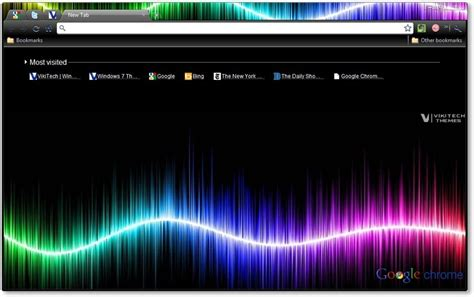 google themes top google chrome themes the dark arts abstract art themes
