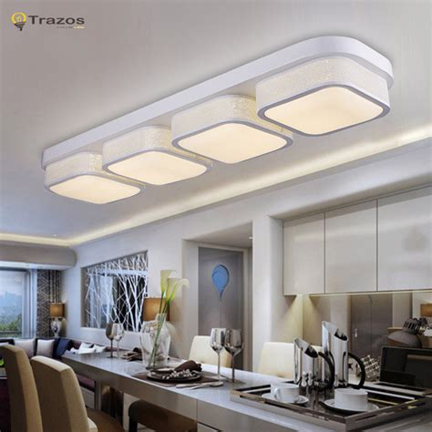 Lu Led Plafon aliexpress buy popular living room ceiling lights bedroom plafon l luminarias home