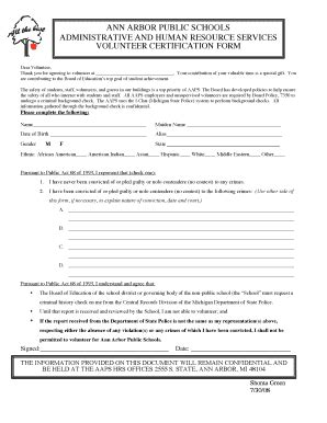 Kaiser Background Check Background Check Form Forms And Templates Fillable Forms Sles For Pdf Word