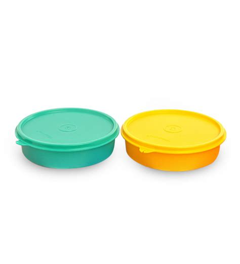 Tupperware Large Handy Bowl tupperware large bowl 2 pcs 500 ml set rs 319 at