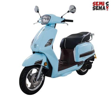Lu Tembak Motor Jarak Jauh harga benelli seta 125 review spesifikasi gambar april