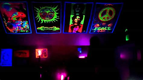 Black Light Bedroom Black Light Room