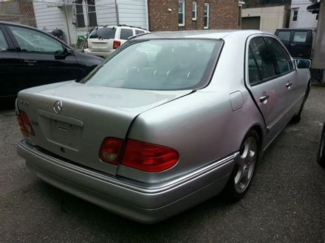 purchase used 1998 mercedes benz e430 e 430 sport salvage for parts in yonkers new york united