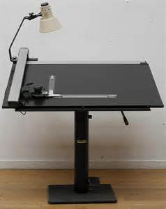 Drafting Table Tools Museum Of Forgotten Supplies Mutoh Drawing Table And Drafting Bar