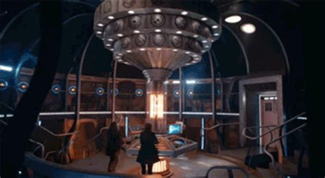 tardis wallpaper gif clara oswald tardis gif by doctor who find share on giphy