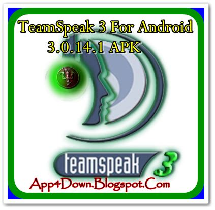 teamspeak apk teamspeak 3 for android 3 0 14 1 apk new 2014