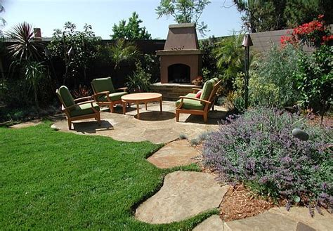 small backyard landscaping ideas on a budget kids with las