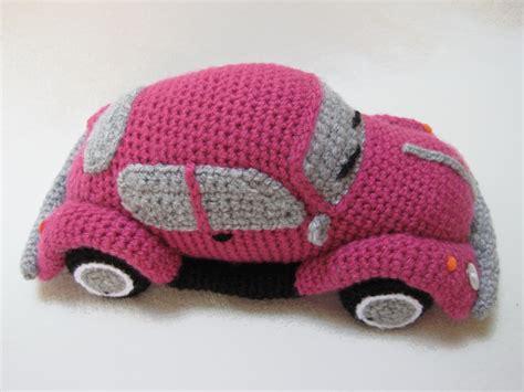 crochet pattern vw beetle vw inspired beetle bug amigurumi pattern