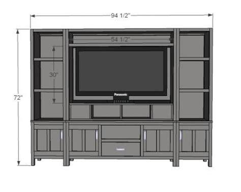 home entertainment center plans diy home entertainment center plans woodworking projects