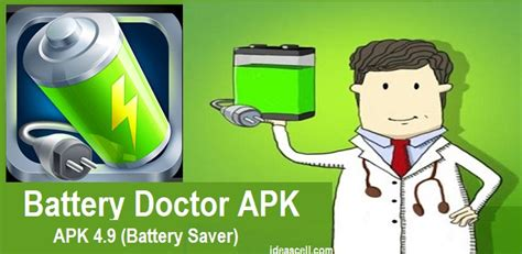 doctor battery apk battery doctor apk 4 9 battery saver free