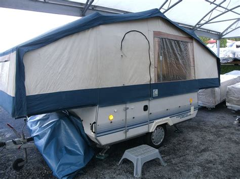 Conway Cruiser Awning by 1996 Conway Cruiser Used Folding Cer
