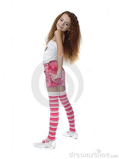 little young female models little girl expressing photo model royalty free stock