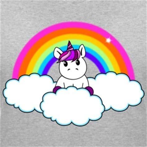 imagenes de unicornios y arcoiris pedir en l 237 nea unicornio camisetas spreadshirt