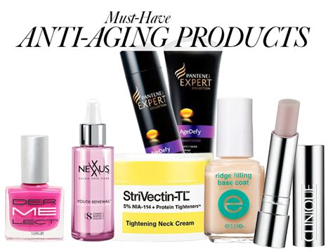 12 Best Anti Aging Products by Not Just For Your These Anti Aging Products