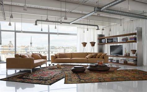 esempi arredamento soggiorno best loft industriale e esempi arredamento soggiorno con