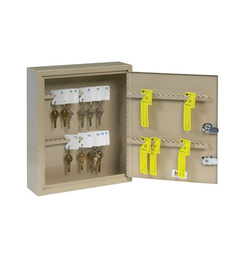 key cabinet dual lock 30 key unit