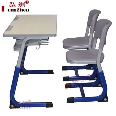 cheap desk and chair set cheap wooden school furniture set 2 seaters desk and chair