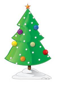 free to use public domain christmas tree clip art page 3