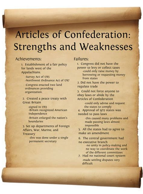 Dbq Essay On The Articles Of Confederation by Of The Personal Essay Course Description Graduate