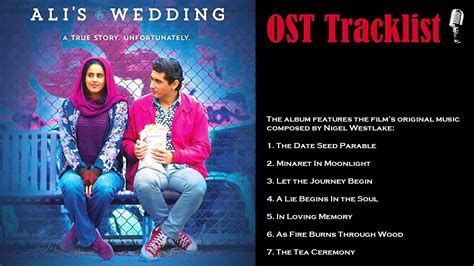 Wedding Songs Soundtracks by Ali S Wedding Soundtrack Ost Tracklist