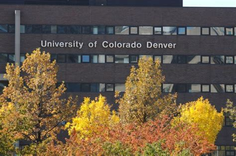Of Colorado Mba Tuition by Of Colorado Denver Acalog Acms