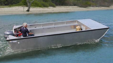 large punt boat for sale horizon boats boat range