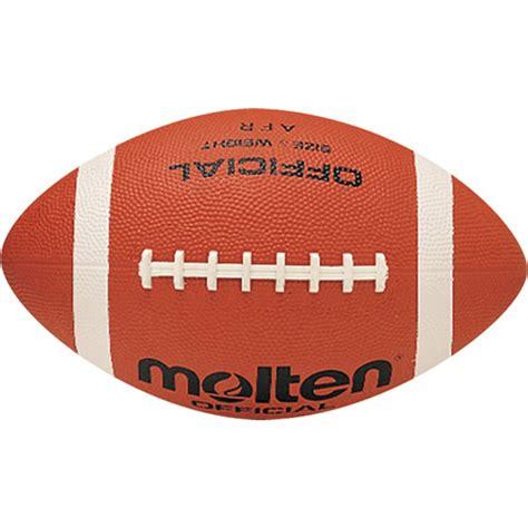 Bola American Football Molten Afr Senior grevinga de molten afr american football