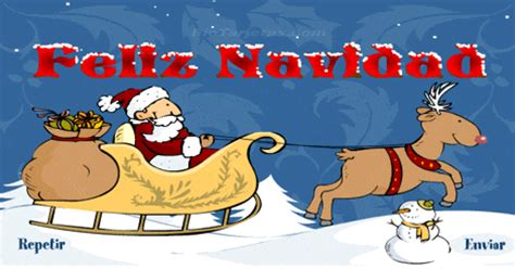 imagenes tarjetas navideñas animadas tarjetas navide 241 as virtuales animadas postales navide 241 as