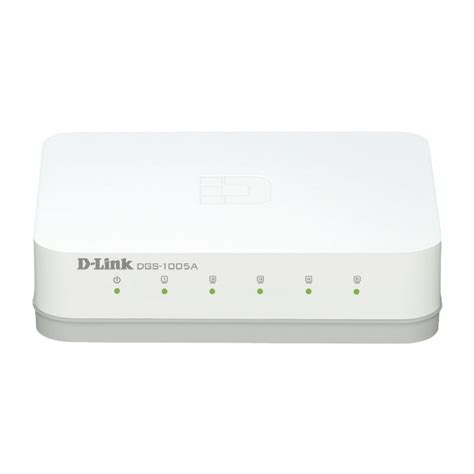 D Link 5 Port Gigabit Unmanaged Desktop Switch Dgs 105 E d link 5 port unmanaged gigabit switch taipei for