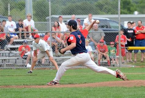 section 7 little league on to state tourney fairfield american ll wins sectional