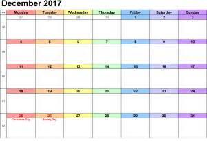 Calendar December 2017 Printable Pdf December 2017 Printable Calendar Printable Calendar
