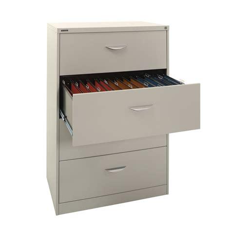 4 drawer lateral filing cabinet brownbuilt octave
