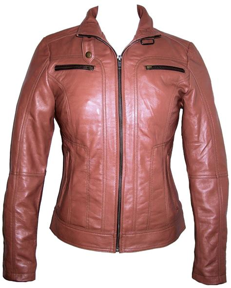 light brown leather light brown leather jackets for women jacket to