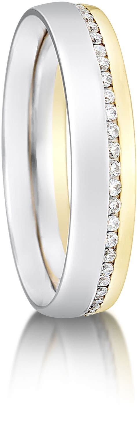 d042 mixed gold wedding band wedding dress from
